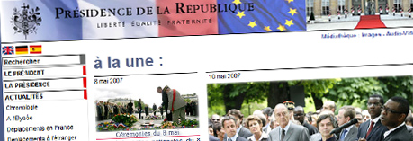 Consultez les archives de lElyse 1995-2007