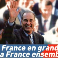 Présidentielle 2002 - La France en grand La France ensemble